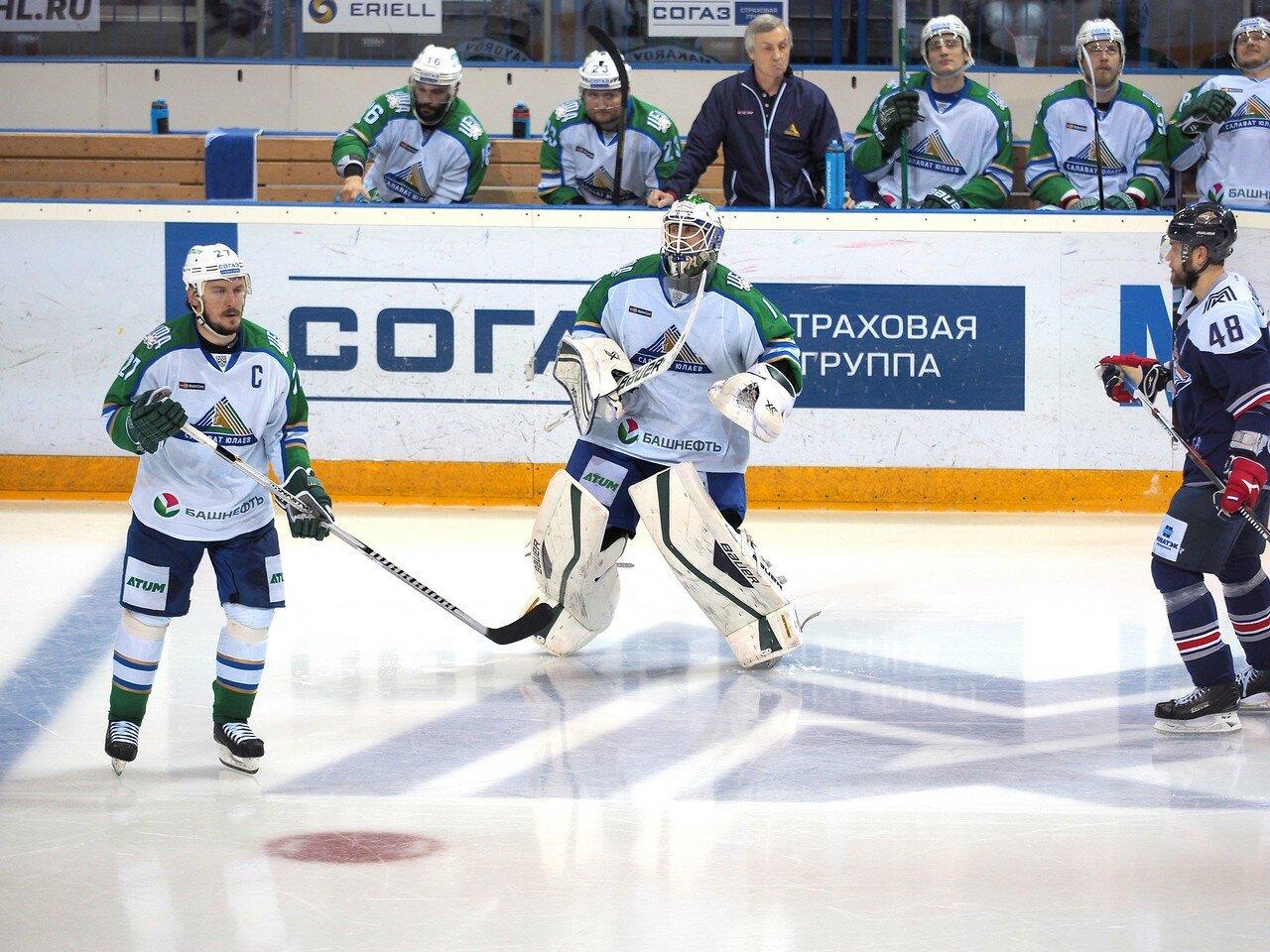 137Плей-офф 2016 Восток Финал Металлург - Салават Юлаев 23.03.2016
