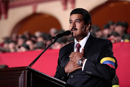 Из-за энергетического кризиса Венесуэла переводит часы