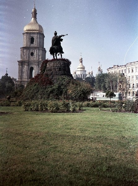 1955-65 Памятник Богдану Хмельницкому. Шагин3.jpg