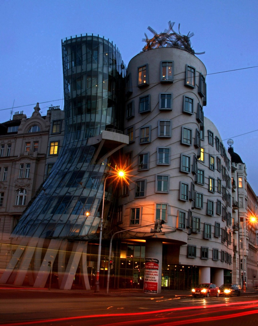 Czech Dancing House Hotel