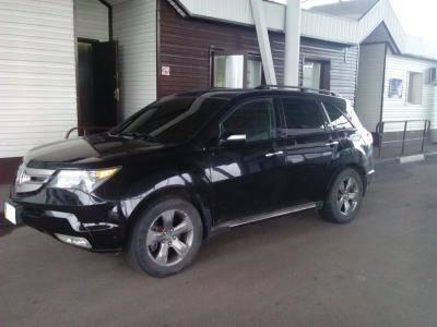 Украинец пытался пересечь границу на краденном автомобиле. ФОТО