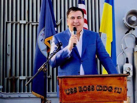 Рынок 7-й километр ежемесячно отправляет $800 тысяч Януковичу и на поддержание Донбасса, - Саакашвили
