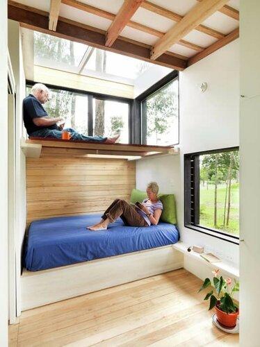 Экономичный, энергоэффективный, мобильный дом