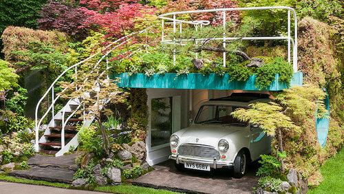 Выставка цветов и ландшафтного дизайна в Челси