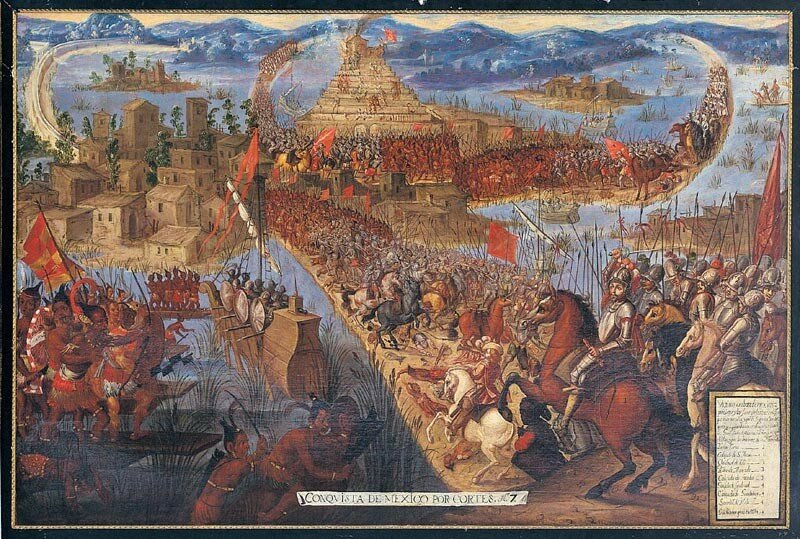 cortez and the aztecs The aztecs - the aztecs when the spaniards under hernan cortez gazed upon the aztec capital of tenochtitlán in mexico in 1519, the scene.