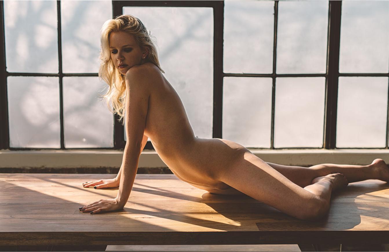 Charlotte Anderson by Vladimir Neri