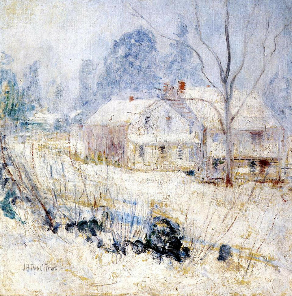 Country House in Winter, Cos Cob, 1891.jpeg