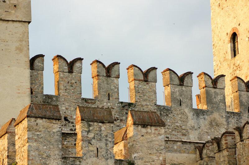 Крепость Сирмион (Sirmione)