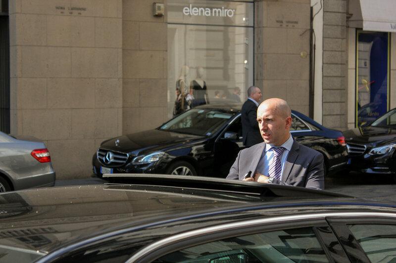Водитель авто бизнес-класса