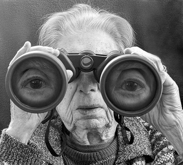 Фотографии этой 93-летней женщины уже более 70 лет. То, что сделал ее сын, просто бесценно!
