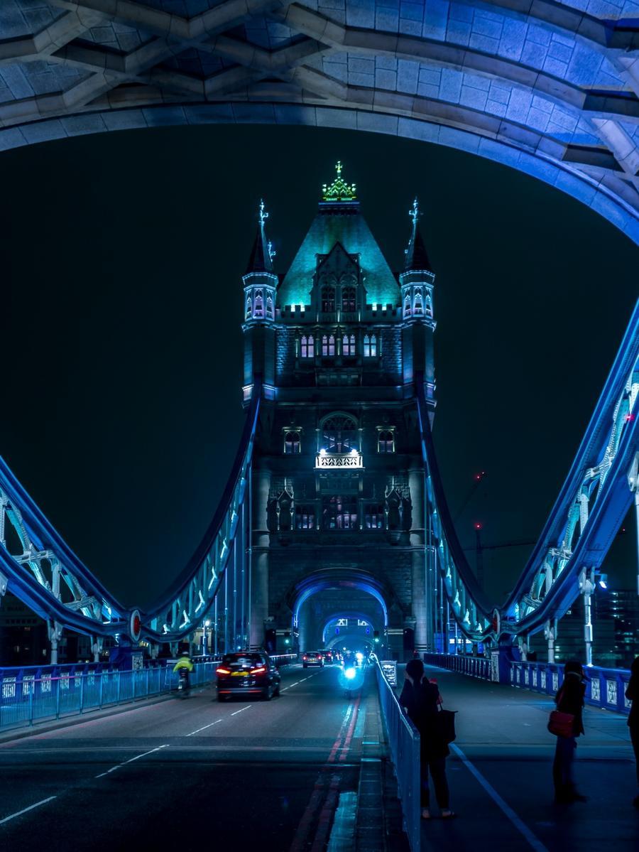 19. Тауэрский мост, Великобритания