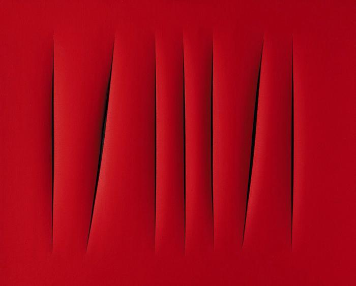 «Кровавое красное зеркало» Герхарда Гихтера – $1,1 млн