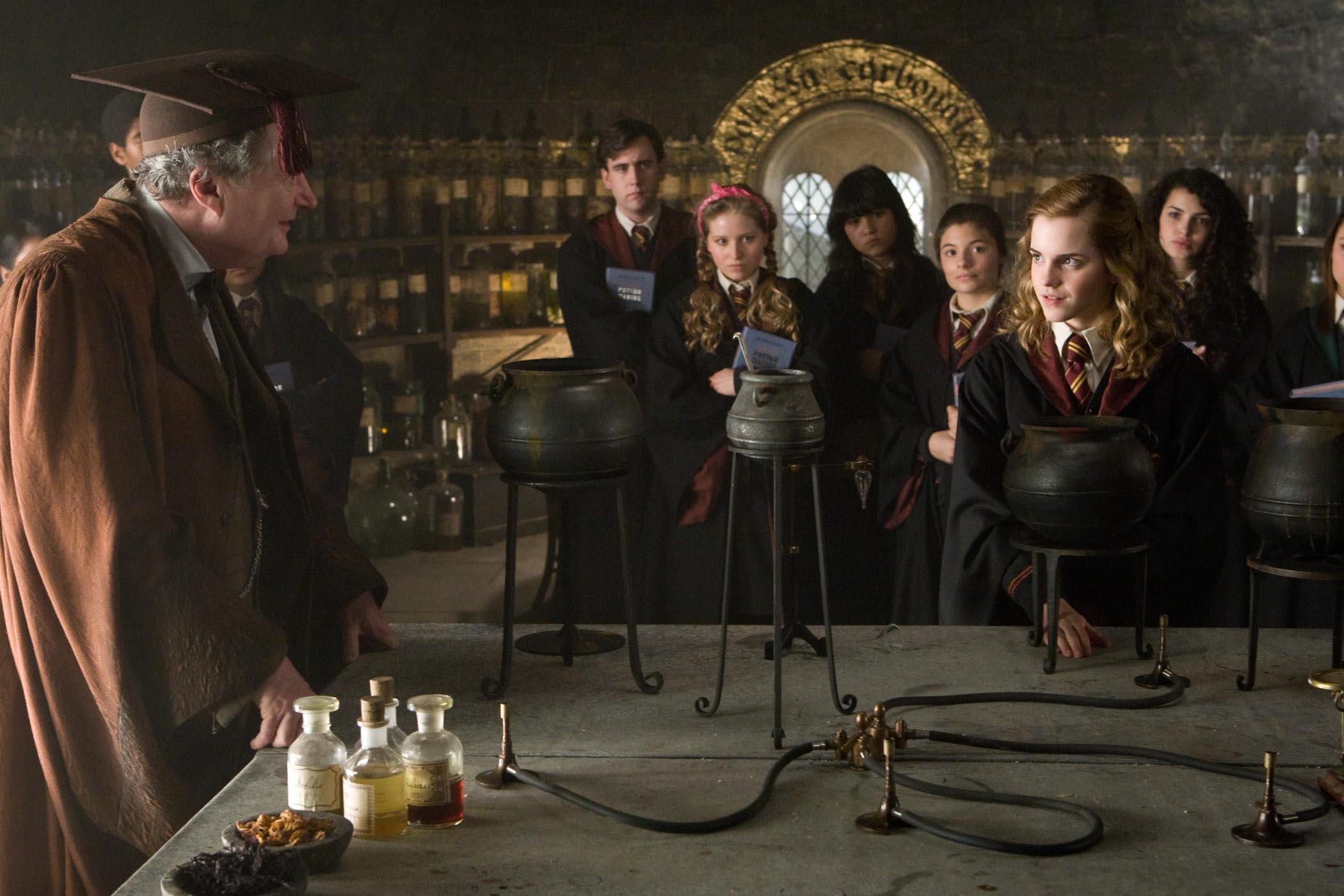 Наука в книгах о Гарри Поттере. Этот курс действительно преподают в Университете Фростбурга. В его р