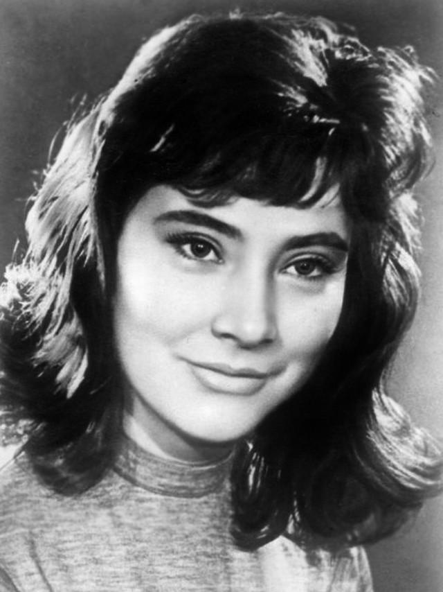 Татьяна Самойлова Суперзвезда советского кино, одна из самых красивых актрис мира с очень красивыми