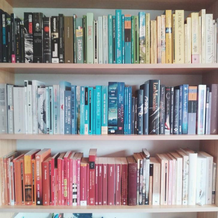 26. Уберите на полках, расставьте книги или диски по местам.