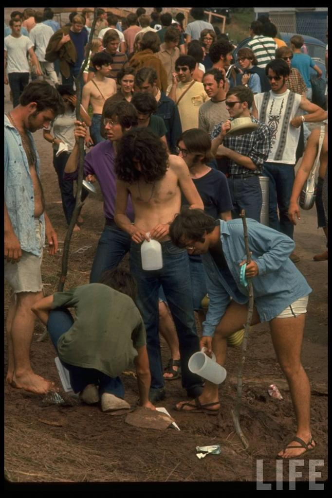 51. Впоследствии проводились юбилейные фестивали, приуроченные к годовщинам фестиваля «Вудсток» 1969