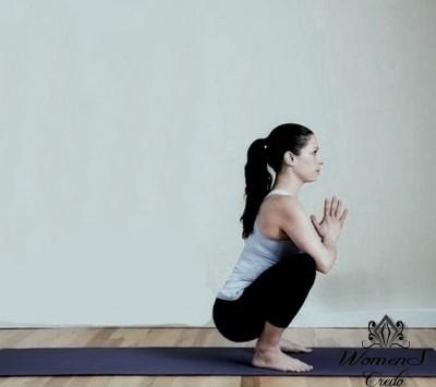 Йога растяжка