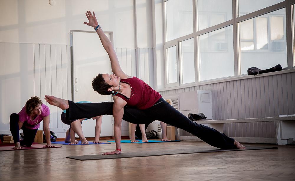 йога в Анапе фото