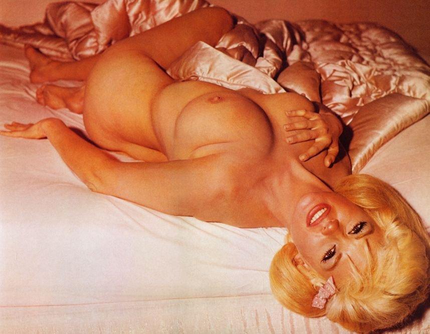 nude photos of jayne mansfield № 78694