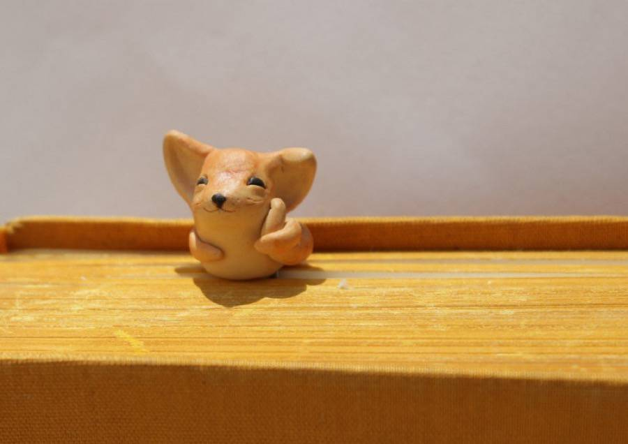 Cute Bookmarks with Little Animals