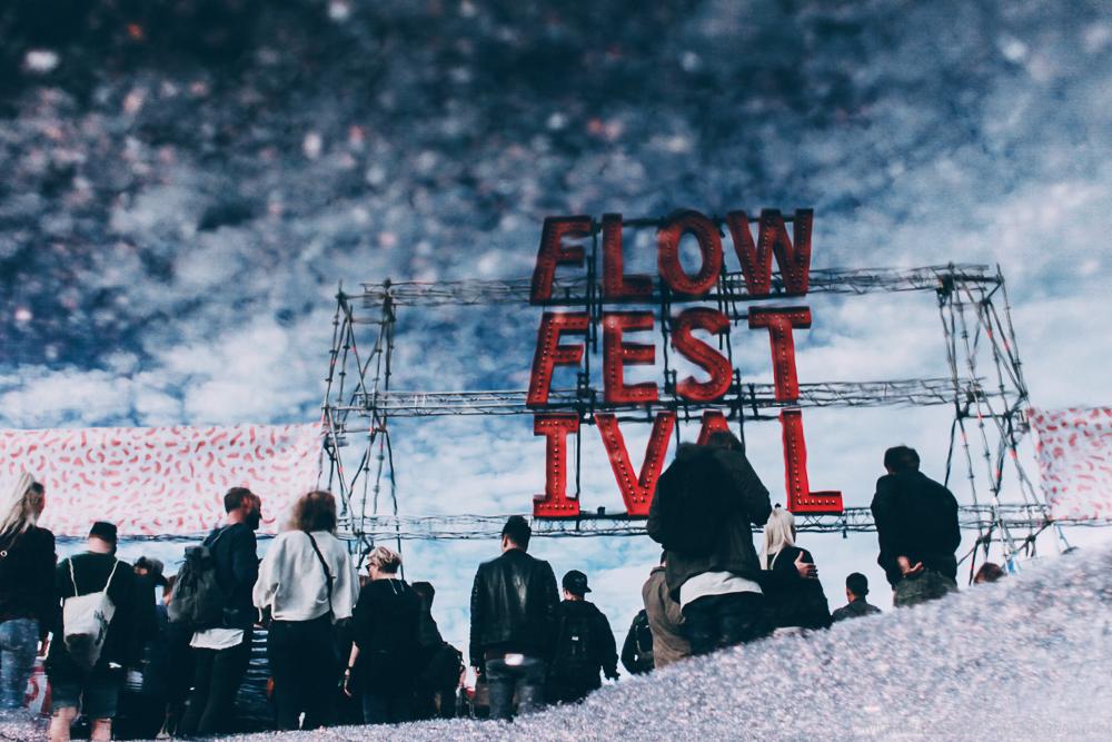 Фестиваль Flow - 12-14/08/2016, Хельсинки (часть вторая)