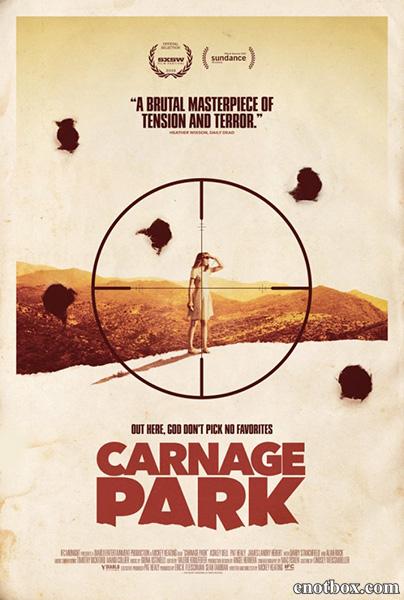 Парк резни / Carnage Park (2016/WEB-DL/WEB-DLRip)