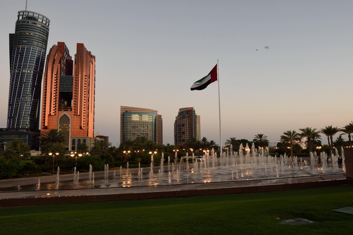 Фото 9. Отзыв об отеле EmiratesPalace Hotel в Абу-Даби. Путешествие в сказочное королевство. 1/25, f/11.0, 1000, 24. Камера Nikon D4s + объектив Nikon 24-70mm f/2.8G.
