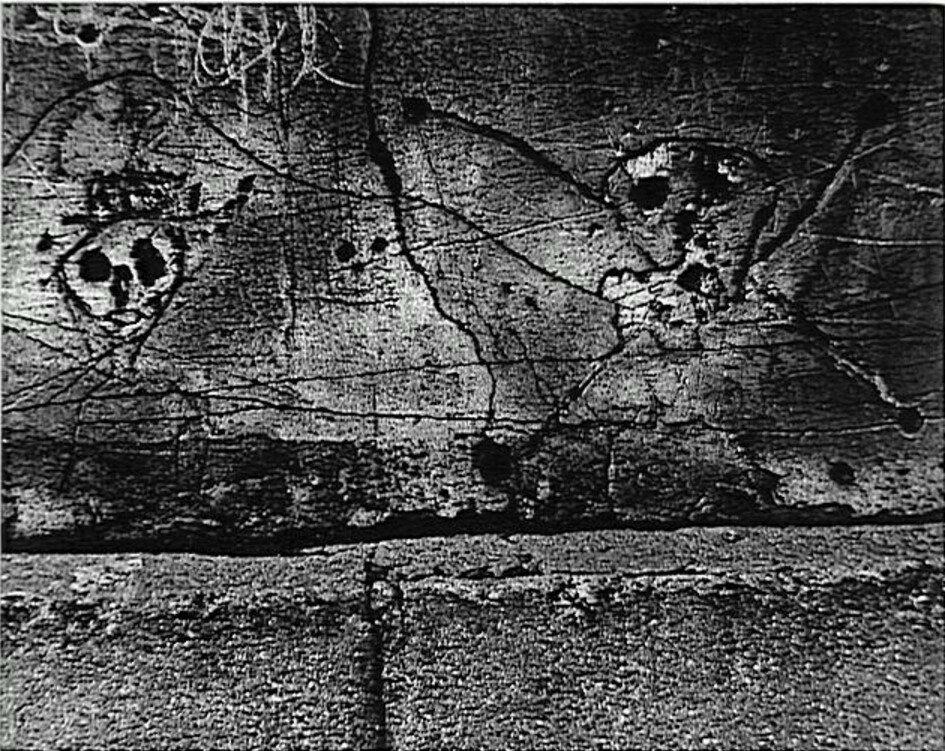 1933. Граффити. Серия VII Смерть