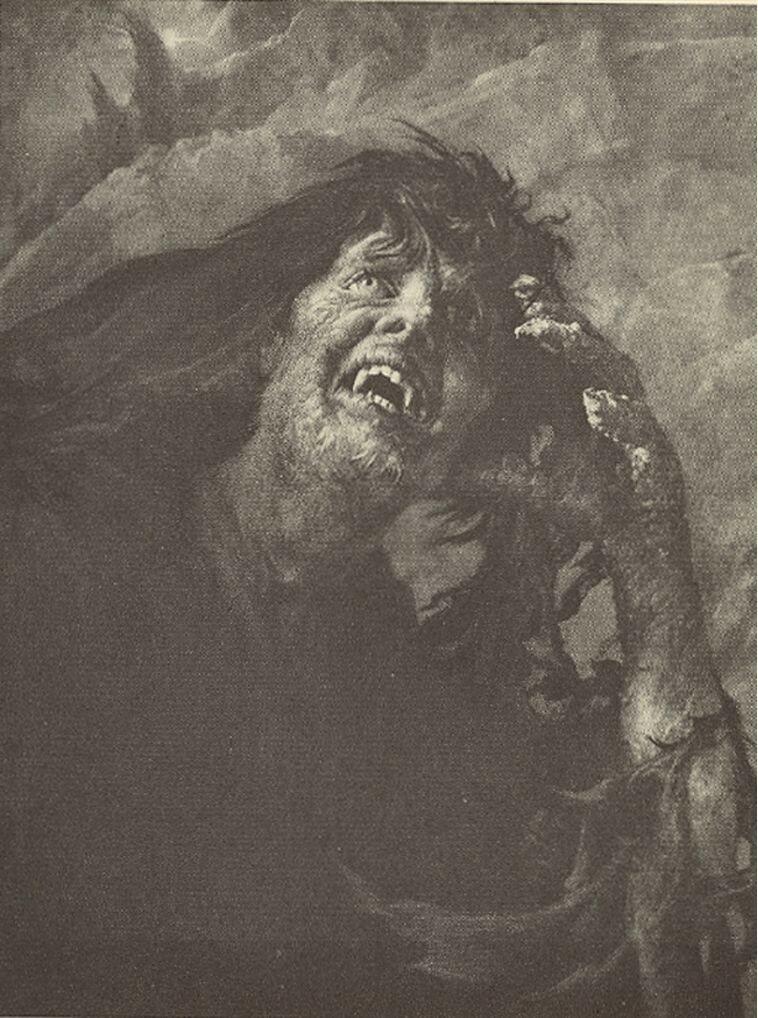1936. «Мадонны и монстры». Бесы