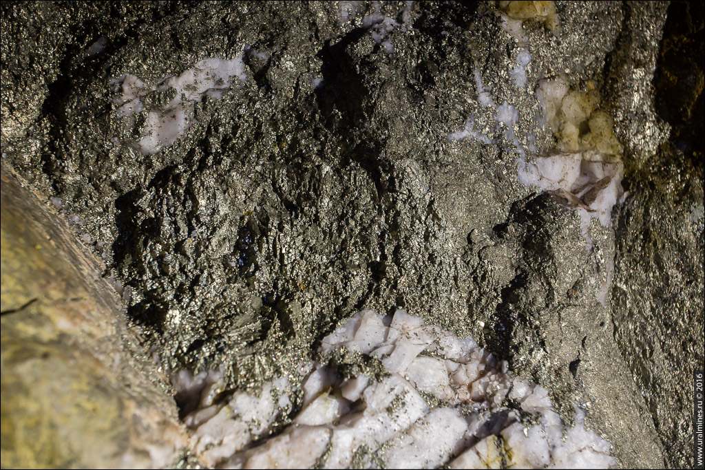 Шахта Березовского рудника