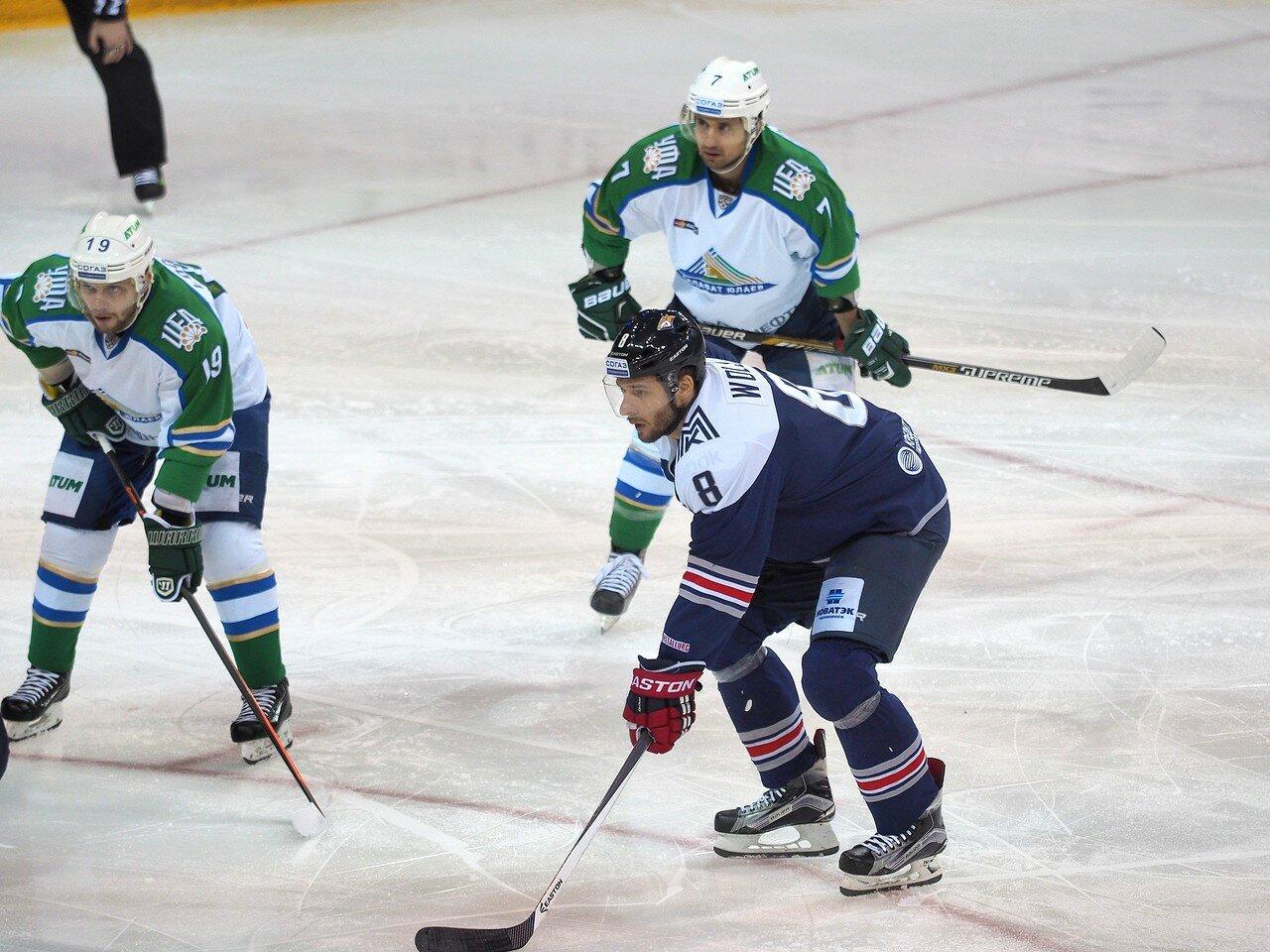 72Плей-офф 2016 Восток Финал Металлург - Салават Юлаев 23.03.2016