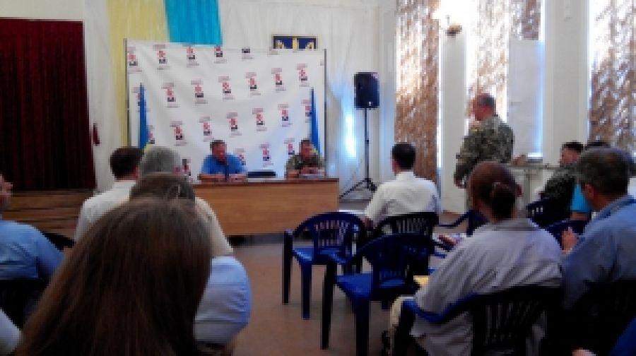 """Донецкий """"ПС"""" провел плодотворную работу в Мариуполе"""