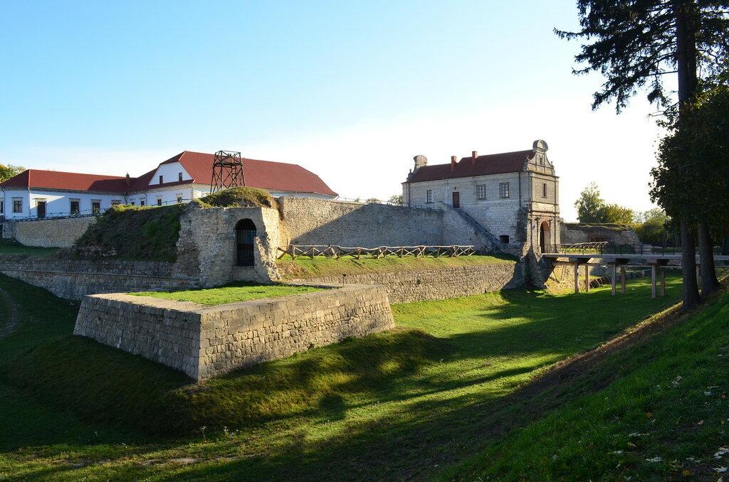 Збараж: замок