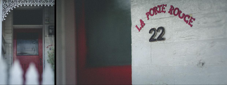 La Porte Rouge Matt Korinek