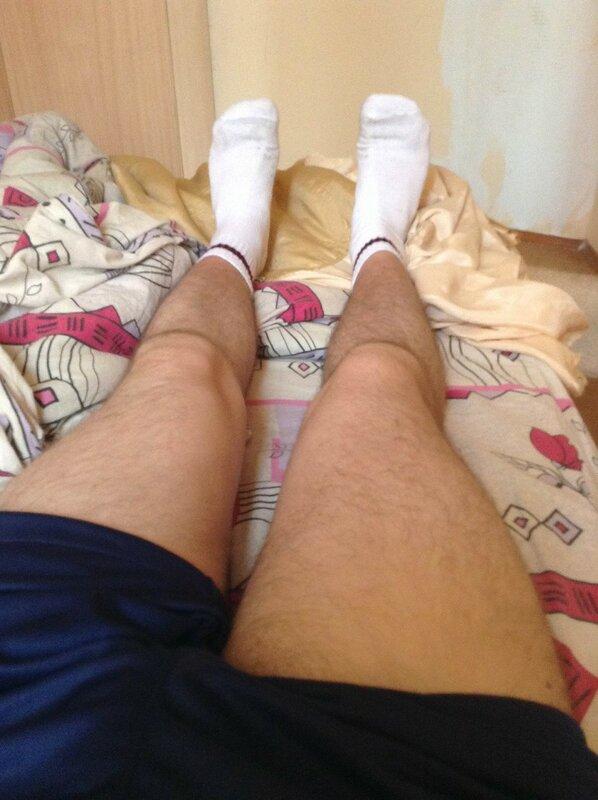 гей-ноги