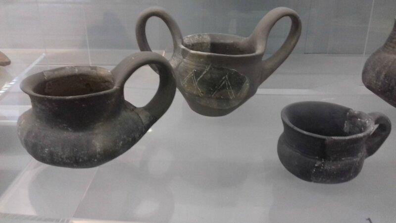 Стара Загора. Керамика неолита