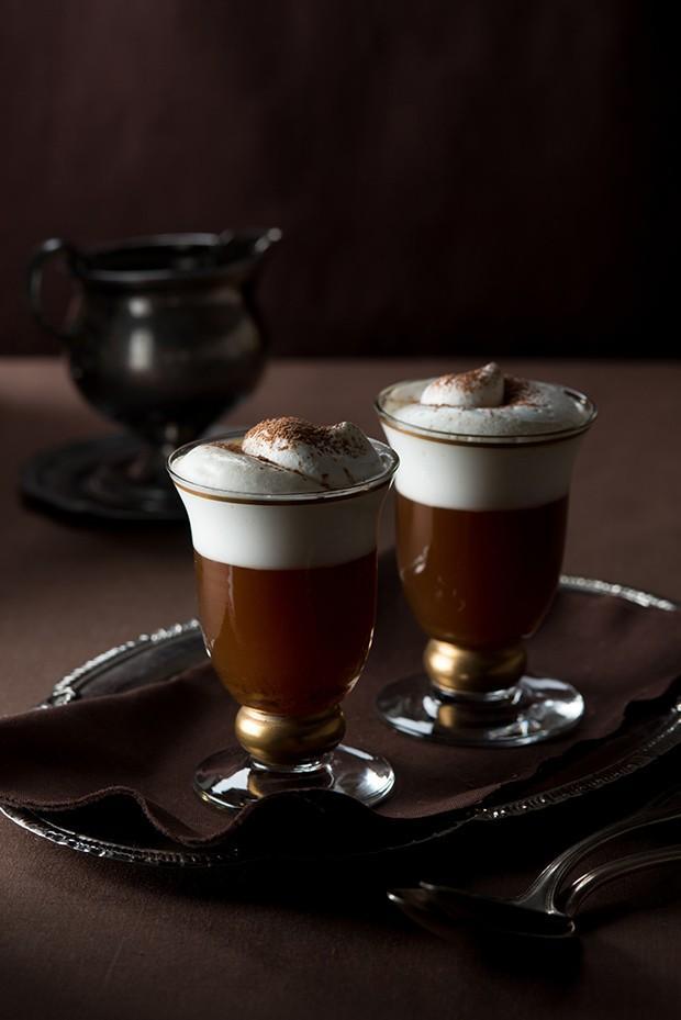 12. Ирландский кофе.