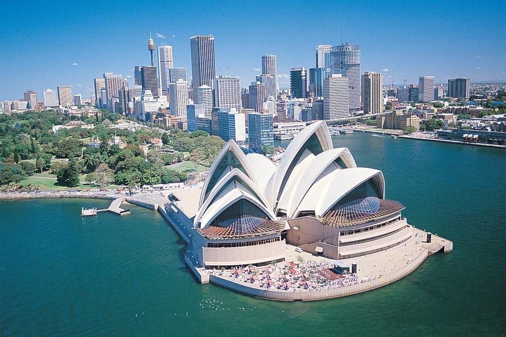 11. Хотя Сидней — город немаленький и постоянно растущий, в нем можно отдохнуть на лоне природы, пот