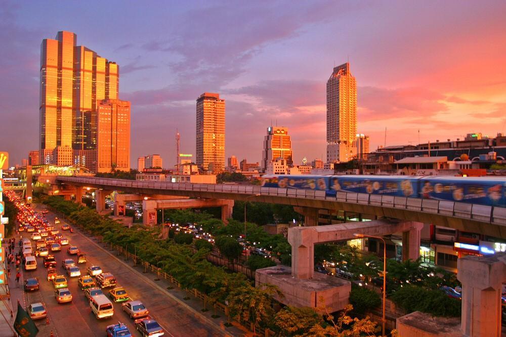 16. Бангкок, Таиланд .
