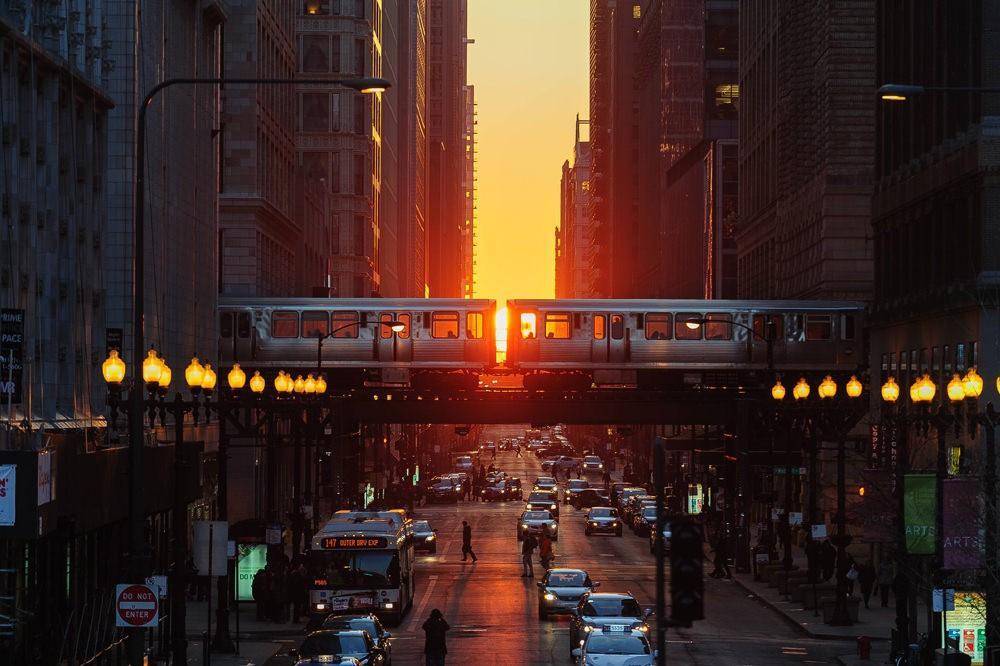 24. В этом живописном городе вы найдете первые в мире небоскребы, а также лучшие в Штатах камеди-клу