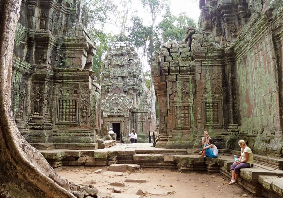 50. Если Ангкор-Ват предложит вам массу впечатлений и приключений, то в городе Сиемреап вы найдете в