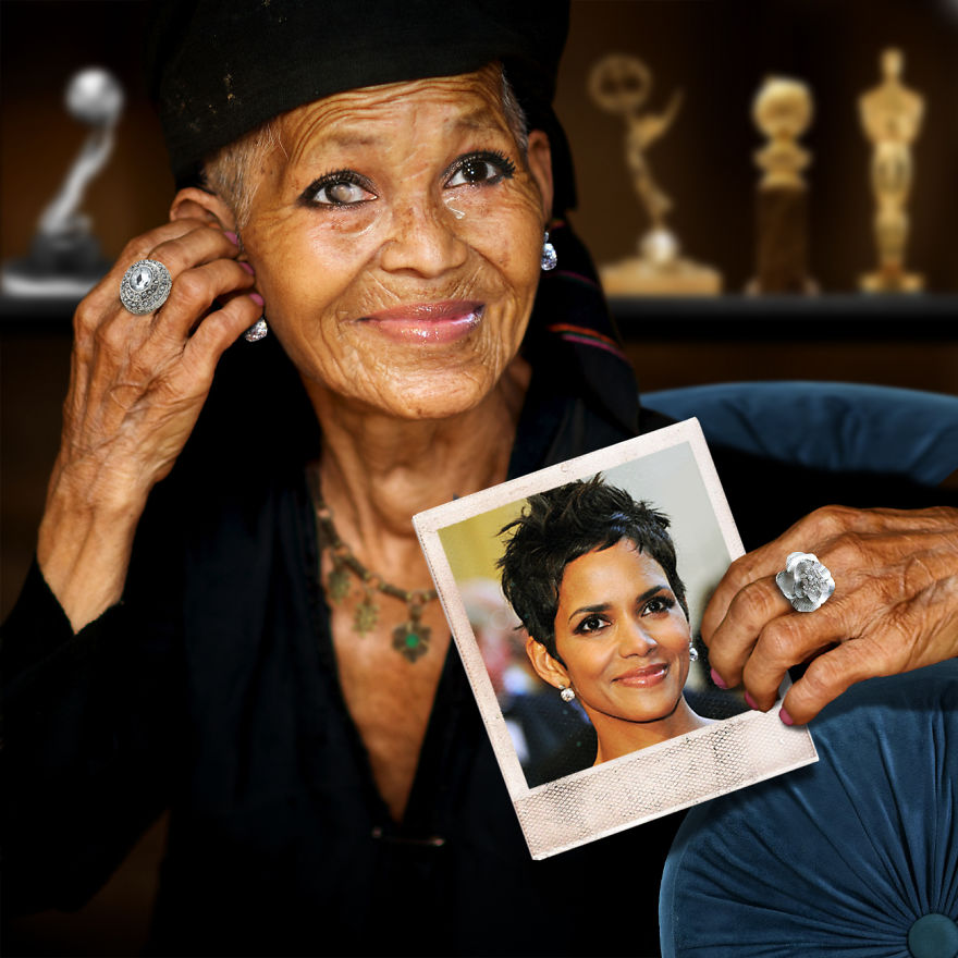 Как будут выглядеть знаменитости в старости (19 фото)