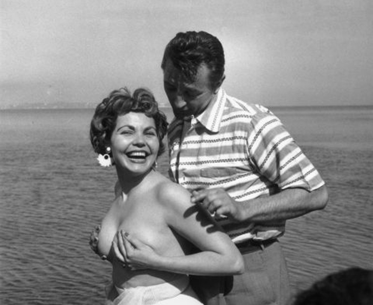 Незабываемые моменты из истории Каннского кинофестиваля (22 фото)