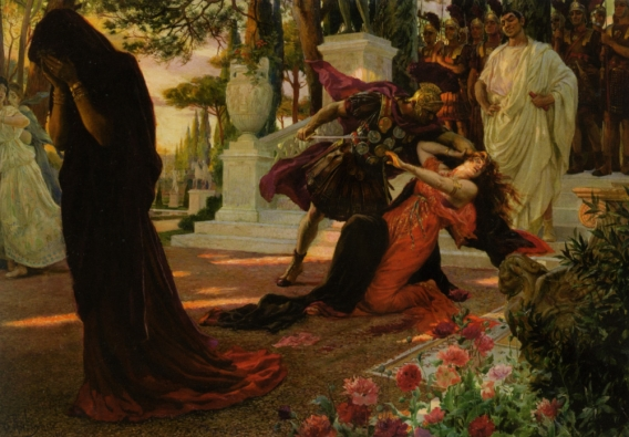 Все вокруг знали о распутном поведении императрицы, а Клавдий закрывал глаза на эксцентричное по