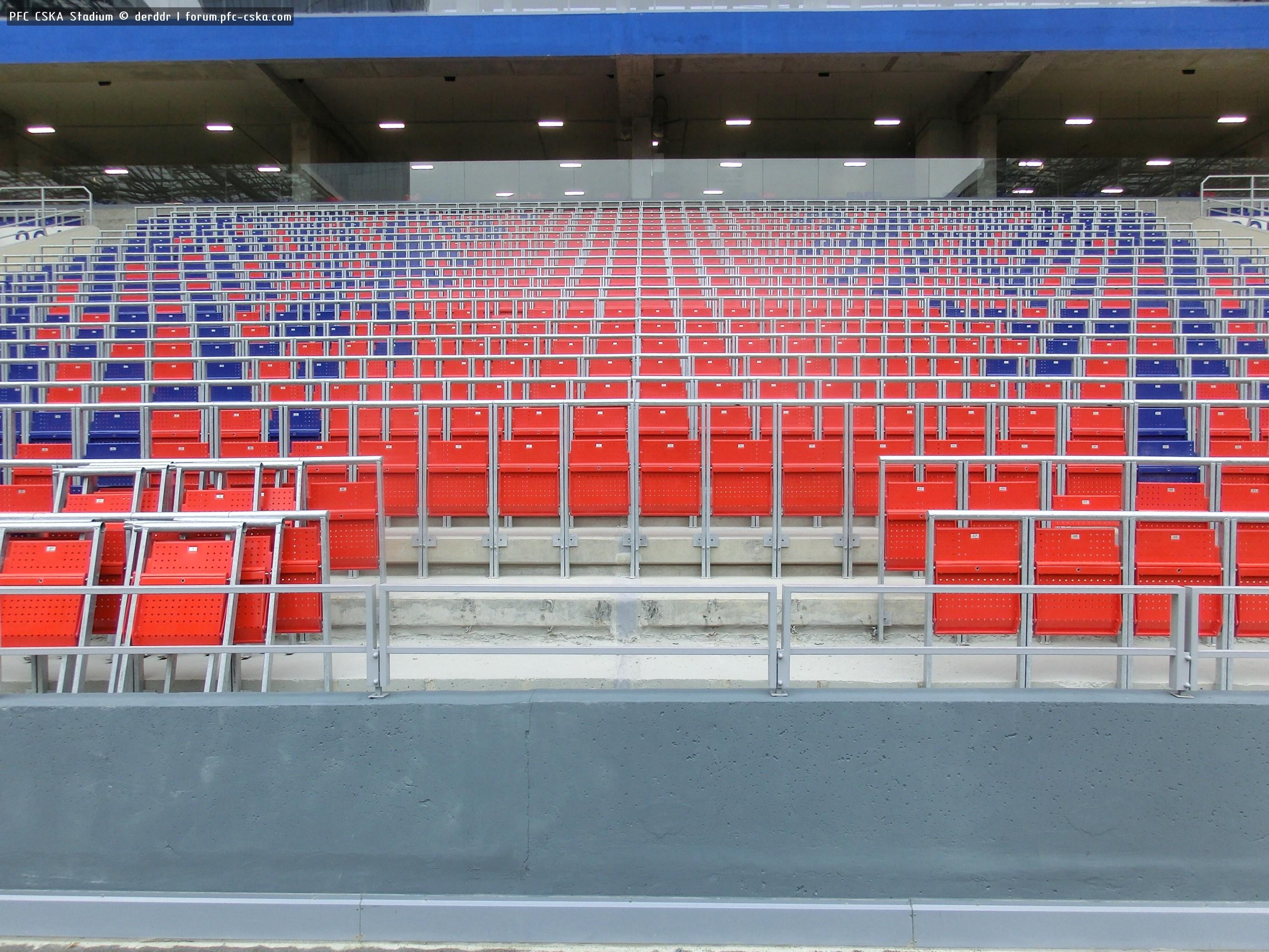съемка скайбокс на стадионе цска фото заселению