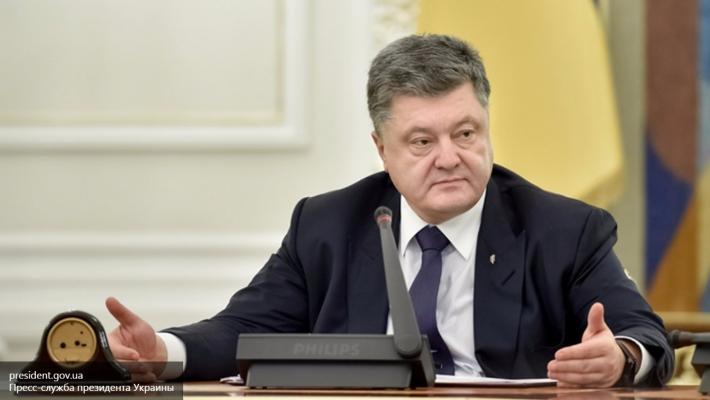 Порошенко вСША призвал поддержать инициативу введения списка «Савченко-Сенцова»