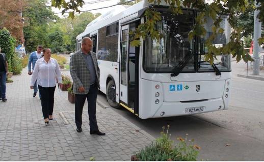 Крымское ноу-хау: избирательные участки вавтобусах