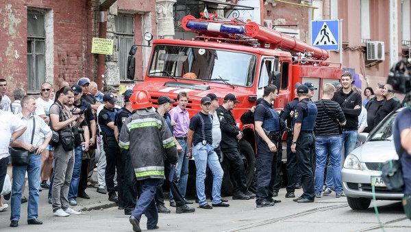 Европарламент обвинил власти Украины ватаке на«Интер»