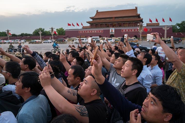 Mao Mausoleum - China