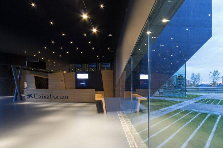 Caixaforum Cultural Centre by Estudio Carme Pinos